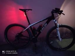 Bike Caloi elite Tam. 17