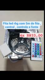 Fita led digital e fita led RBG