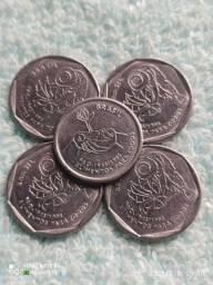 5 raros itens da FAO ano 1995