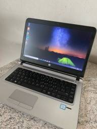 Notebook HP i5 6ger 8Ram 12x