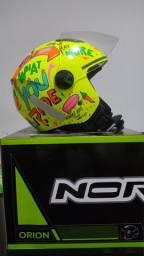 Vendo capacete NORISK ORION