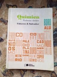 Livro Química - Volume Único - Usberco e Salvador