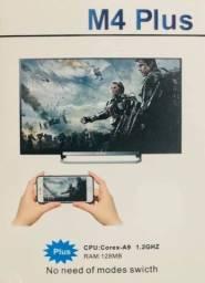 Anycast Hdmi Espelha Tela Tv Projetor Pro M4 Plus Full Hd