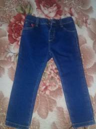 Calça jean feminina