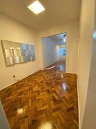 Apartamento com 2 dormitórios para alugar, 83 m² por R$ 2.500,00/mês - Botafogo - Rio de J