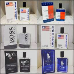 5 Perfumes Importados a Sua Escolha