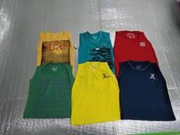 Blusas Infantil R$5.00