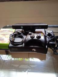 Xbox 360 com Kinect