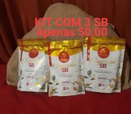 KIT PROMOCIONAL COM 3 SB