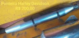 Ponteira Harley Davidson