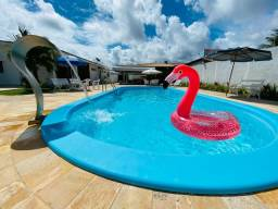 Casa de Praia Aluguel Temporada por Diária 4 quartos sendo 3 Suítes