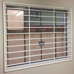 Grades para portas janelas em ate 10 vx