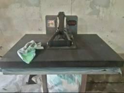 Prensa de estampar camisa
