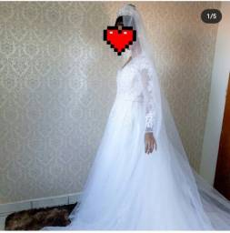 Vendo vestidos de noivas, madrinha e daminhas!!!