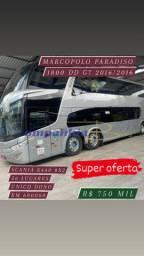 Marcopolo Paradiso 1800 DD G7 2016 Scania K 440 8x2