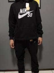 Conjunto de moletom Nike