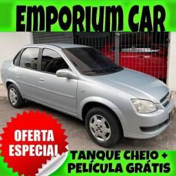 Título do anúncio: COM MIL DE ENTRADA!!! CLASSIC 1.0 LS ANO 2013