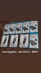 Carregador portátil  de celular