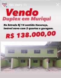 Título do anúncio: Duplex em Muriqui