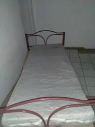 Cama solteiro + colchão