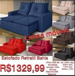 sofa retratil bahia