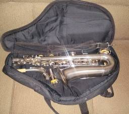 Vendo sax alto WERIL,R$ 1.150, Whats *