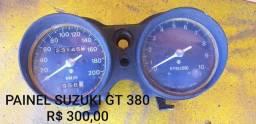 Painel Suzuki GT 380