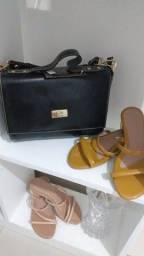 bolsas e carteiras de couro