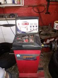 Máquina balanceadora de rodas altomotiva preço 2.500