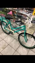 Bicicletas Retrô completas temos essas cores