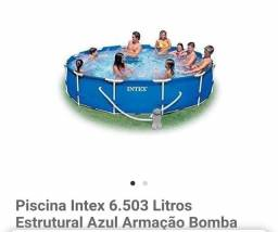 Piscina intex 6.503 litros