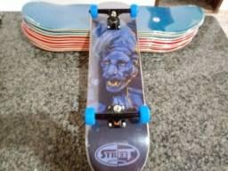 Skate Marfim Novo