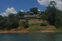 Casa 5 Dormitórios Pé na água 3995 m¹ Igaratá