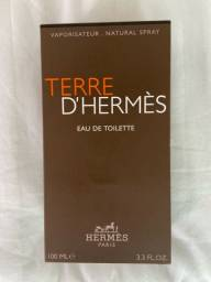 Perfume Terre D'hermès Edt 100ml Masculino Original Importado