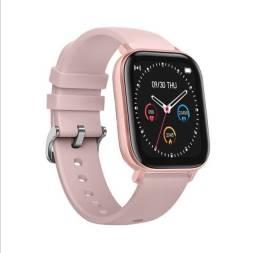 Título do anúncio: Smart Watch P8 Colmi Rosa
