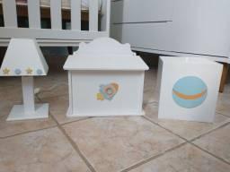 Título do anúncio: Kit decoração para quarto de bebê