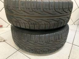 Par de Pneus Pirelli P6000 205/60 R15