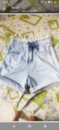 Shorts e calça