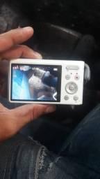 Câmera digital.
