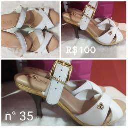 Sandálias e Sapatos (femininos)