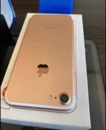 iPhone 7 impecável  128 gigas