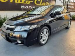 Honda civic 2010 1.8 exs 16v flex 4p automÁtico