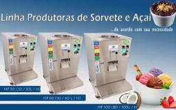 Máquina de Sorvete Máquina de Açai ref345