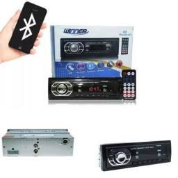 Rádio automotivo Bluetooth