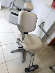 Cadeira reclinável salão