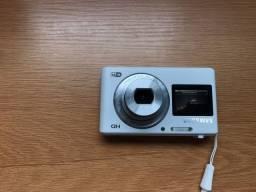 Câmera Samsung Nova, nunca usada.