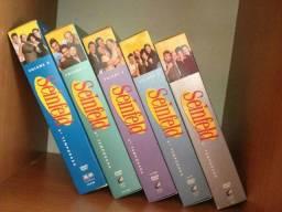 Box DVD's Série Seinfeld Original