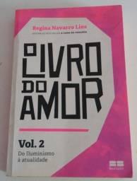 """Livro """"O Livro do Amor"""" - Vol. 2 - Autora: Regina Navarro Lins"""