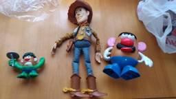 Woody cabeça batata originais toy story