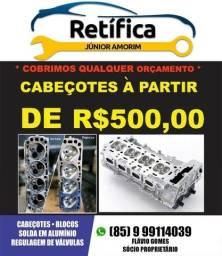 Cabeçote(RN) Belina/Corcel/Courier/Del Rey/Ecosport/Edge